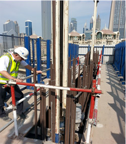Jump Form Inspection Dubai