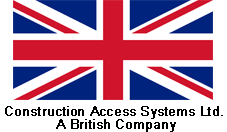 Construction Access Systems Ltd. - A British Company